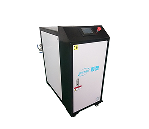 Mold test machine